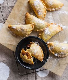 Apple cinnamon turnovers | Thermomix | #thermomixbaby #thermomix