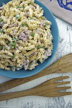 Ruby Tuesday S Copycat Pasta Salad That Has Peas Spiral