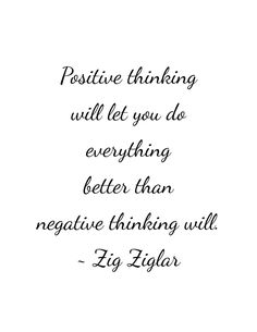 Think I may buy the negative folks I work with a book by zig Zigler. Just maybe life at work would be more plesant..... Or they sue me.... Ugh the frustrations.