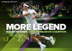 Roger Federer 2012 Wimbledon Champion