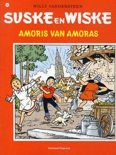 Suske En Wiske Amoris Van Amoras