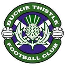 Buckie Thistle of Scotland crest.