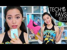 Michelle Phan's Tech Favs Including Stylebook! #favoriteapps