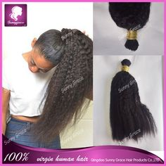 Find More Human Hair Extensions Information about 8A Remy Virgin Peruvian Afro Kinky Straight Human Braiding Hair Bulk No Weft Italian Coarse Yaki Bundles Crochet Hair Extensions,High Quality hair washer,China hair pastel Suppliers, Cheap hair color medium golden brown from Sunny Grace Hair Product Company on Aliexpress.com