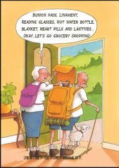 ER Kit for Seniors. LoL!