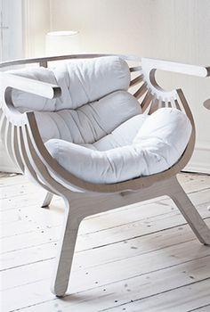 Méchant Design: minimalism in b&w