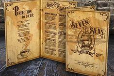 Art of the Menu, cartas de restaurante con estilo