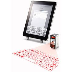 Updated Celluon virtual laser keyboard just 'clicks' | Crave - CNET
