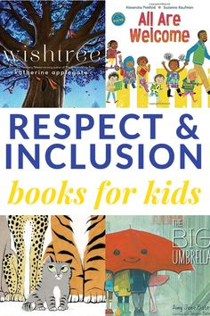 Children's books about respect and inclusion including printable conversation starters. charactereducation respect booklist booksforkids education teaching via 12314598967273559 Library Books, Children's Books, Good Books, Read Aloud Books, Best Children Books, Books For Kids, Children Games, Character Education, Kids Education