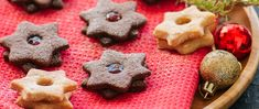 Szuperpuha szilveszteri linzer – A rétegek közé bármilyen édes töltelék kerülhet - Receptek   Sóbors Nutella, Sweets, Cookies, Chocolate, Cake, Desserts, Food, Crack Crackers, Tailgate Desserts