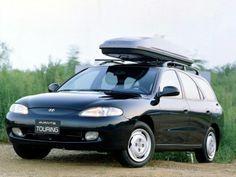 Hyundai Avante Touring (J2) '09.1995–03.1998