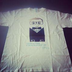 Koszulka w drodze! Będzie przypominać o udanych warsztatach z click apps!:)