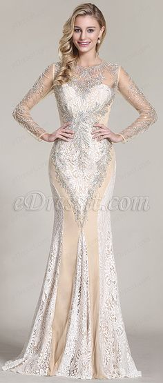 Sparkling gown! #edressit #dress #formal #fashion