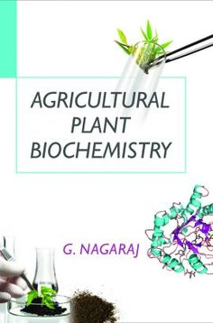 #Agricultural #Plant #Biochemistry Books Online at Very low Cost in India. The book is aimed at providing good information to #graduate and post-graduate students in #agriculture and #biology.