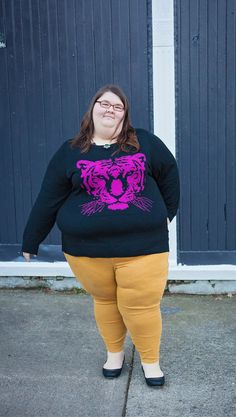 Wearable Wednesday: Eye of the Tiger