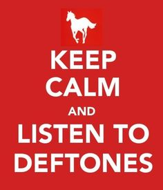 deftones are heavy and melodic and beautiful all at once