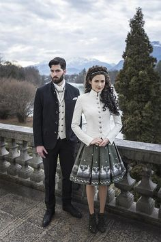Mothwurf Austrian Couture -