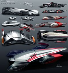Audi Streamliner 2037 on Behance