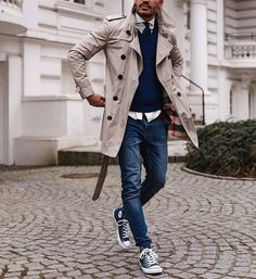 (notitle) – Tim Pawelski - menswear - Moda World Mode Masculine, Mode Outfits, Casual Outfits, Stylish Men, Men Casual, Mode Man, Expensive Clothes, Herren Outfit, Gentleman Style