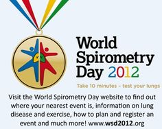 Día Mundial de la Espirometría 2012!