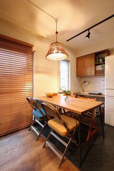 LIVING/DINING/KITCHEN/room/リビング/ダイニング/キッチン/フィールドガレージ/FieldGarage INC./リノベーション