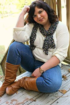 Hems for Her Trendy Plus Size Fashion for Women: 10 Things You Don't Know About Me!