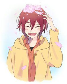 It's soo cute! ✧・゚: *✧・゚:* *:・゚✧*:・゚✧ Anime: Free!