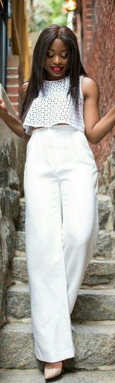 White Out / Fashion by Jadore Fashion