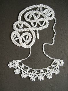 Janola Aleksandra - Romanian Point Lace art