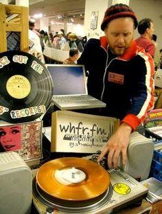 Rare vinyl and memorabilia at annual WHFR record show