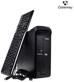 Gateway Windows 8 Dual-Core 1.4GHz 4GB Desktop PC Bundle