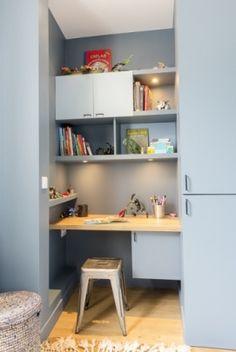 Chambres d'enfants aménagé et décoré par la décoratrice d'intérieur Vanessa Faivre