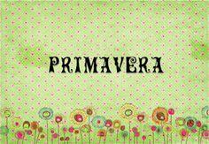 "POEMA ""PRIMAVERA"""