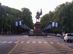 Boulevard Oroño - Rosario