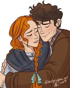 Anne Shirley, Ginny Weasley, Avatar Poster, Lm Montgomery, Gilbert And Anne, Anne White, Gilbert Blythe, Anne With An E, Cute Couple Art