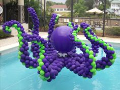 balloon octopus | By BAGadmin | Published September 6, 2012 | Full size is 3648 × 2736 ...