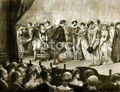 http://www.istockphoto.com/vector/victorian-theatrical-performance-with-audience-23144238?st=1ae752b