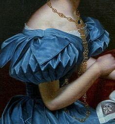 Arte, dettagli, veli, sensualità e ingenuità ! Art, details, veils, sensuality and naivety! Eduard Robert Bary - Click to enlarge