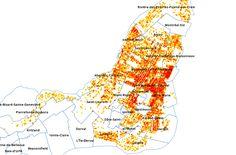 Closed doors, open data: visualizing break-ins