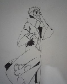 Naruto Shippuden Sasuke, Naruto Kakashi, Anime Naruto, Madara Uchiha, Naruto Sketch, Naruto Drawings, Anime Sketch, Cool Drawings, Otaku Anime
