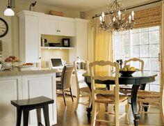 Candice Olson's design.  Wonderful multi-purpose space.