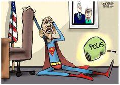 POTUS Fail America Sign, Political Satire, Political Cartoons, Conservative Politics, Democratic Party, Various Artists, Current Events, Obama, Presidents