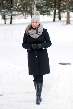 Char & the city -blog, Wool Coat from Zara