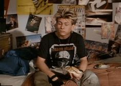 Christian Slater at Gleaming The Cube