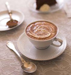 Chocolat chaud à l'ancienne - Ôdélices : Recettes de cuisine faciles et originales !