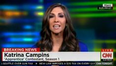 Hispanic Woman Commentator Gives BEST DEFENSE of Donald Trump EVER! (VIDEO) /Katrina was on CNN tonight defending Donald Trump's appearance in Dubuque, Iowa and his run-in with Jorge Ramos.8-25-2015