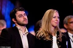 Hedge fund:Chelsea Clinton's husband Marc Mezvisnky (above in September 2011) started Eaglevale Partners in 2011, with two of his former Goldman Sachs coworkers