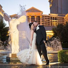 Exceed Photography LLC - Google+ Las Vegas Wedding Photos, Las vegas Strip Photo Tour, Vegas weddings,