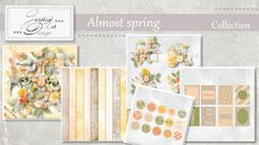 Almost spring collection by Jessica art-design