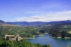 """Visit Terntino  """"Lago di Santa Giustina - Val di Non""""  Trentino  © Laura Martinelli - our Facebook fan"""